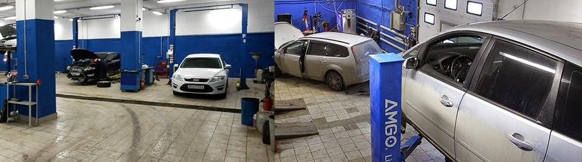 Автосервис Ford в Нижнем Новгороде