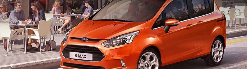 Ремонт Ford B-Max в Нижнем Новгороде