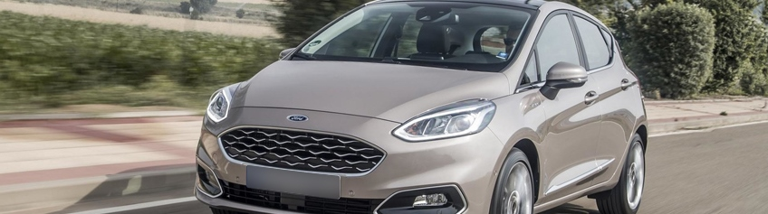 Ремонт Ford Fiesta 7 в Нижнем Новгороде