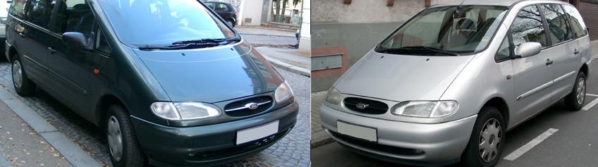 Ремонт Ford Galaxy 1 в Нижнем Новгороде